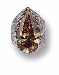 http://famousdiamonds.tripod.com/unnamedbrownpeardiamond.html