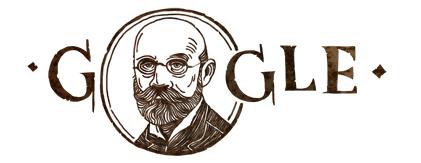 Google Logo: Alois Jirásek's 160th birthday - Czech writer