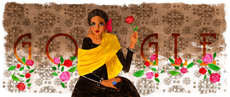 Katy Jurado's 94th Birthday